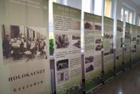Holokaust v Seredi - vzdelávacie výstavy v Trsticiach