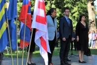 Pamätný deň obetí holokaustu a rasového násilia v Seredi