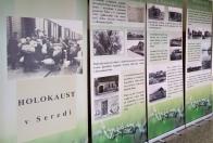 Holokaust v Seredi - vzdelávacie podujatie s výstavou