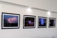 Podoby bleskov - výstava fotografií Benjamína Dráfiho
