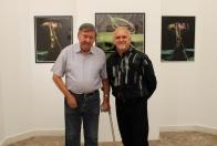 Výstava diel J. Kollároviča a R. Bazsalovicsa