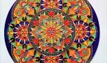 Galantská paleta 2021 - Decsiová Adriana - Mandala harmónie