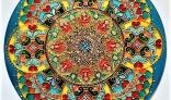 Galantská paleta 2021 - Decsiová Adriana - Mandala hojnosti
