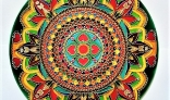 Galantská paleta 2021 - Decsiová Adriana - Mandala lásky