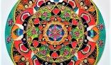 Galantská paleta 2021 - Decsiová Adriana - Mandala ochrany